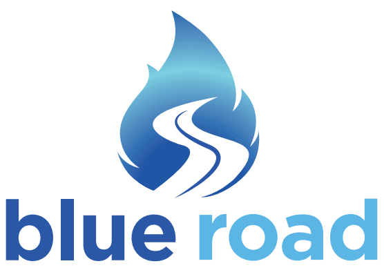 Logo Blue road - HVM